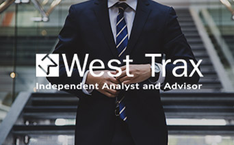 West Trax - Independent Analyst and Advisor